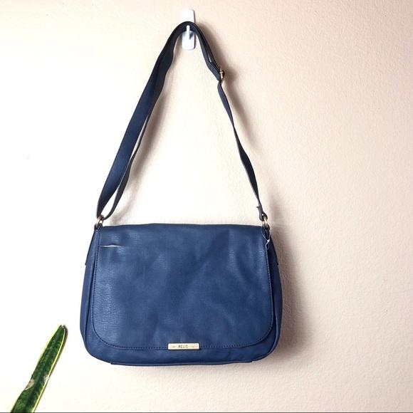 Relic Handbags - Relic || Blue Shoulder Purse
